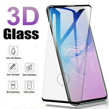 Load image into Gallery viewer, 3D Curved Tempered Glass Screen Protector Film + Back Camera Lens Tempered Glass For Samsung Galaxy note 8 9 10 Plus Note S8 Plus S9 Plus S10 Plus S10E