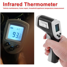 Load image into Gallery viewer, Non-Contact Digital LCD Infrared Thermometer GM320 Laser Infrared Digital Temperature Meter Sensor Handheld Pyrometer -50¡ãC to 380¡ãC
