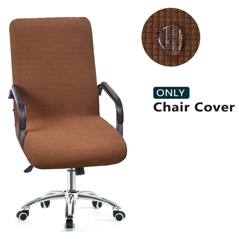 Waterproof Computer Chair Cover Elastic Office Chair Cover for Swivel Chair Cover S/M/L