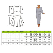 Load image into Gallery viewer, Women Fashion Knitted Long Dress Causal Long Sleeve Knee Length Backless Dress