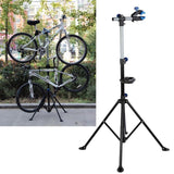 Bicycle Bike Cycle Maintenance Repair Stand Mechanic Adjustable Workstand Rack
