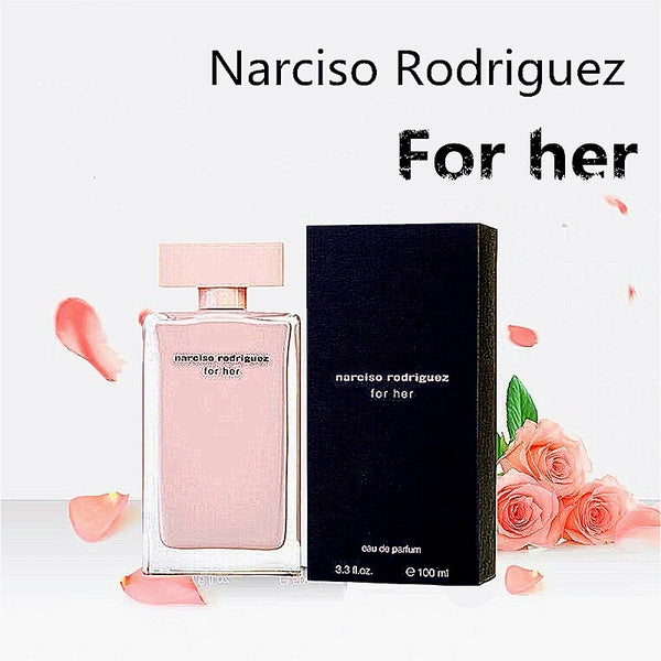 Women's Perfume Narciso for Her Perfume Spray Fragrance Lasting for Women(size:1ml/100ml/3.3fl.oz )