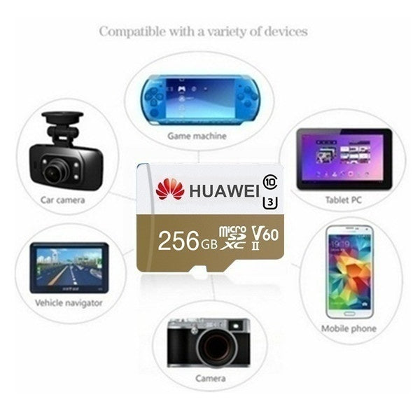 high speed 256GB 128GB 64GB 32GB USB drive Micro SD Micro SDHC Micro SD SDHC card 10 UHS-1 TF memory card + card reader