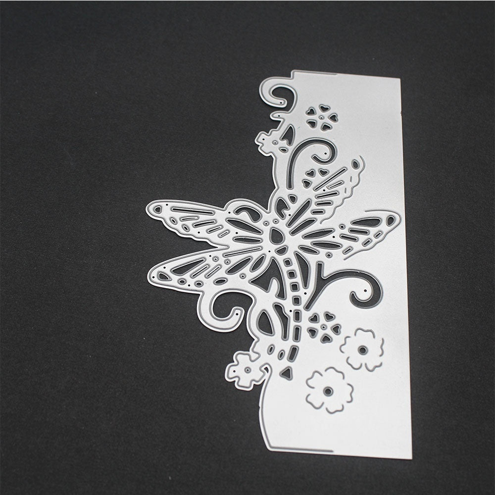 Dragonfly Insect Metal Embossing  Dies for DIY Scrapbooking Album Paper Cards Decorative Craft