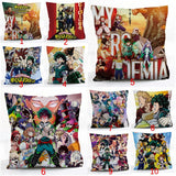 New Boku No Hero Academia Season 4 Print Pillow Cases Double-sided  Pillow Case Cushion Cover Anime My Hero Academia