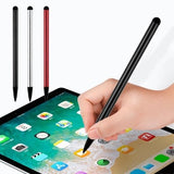 Cute New 3Pcs Universal Mobile Phone Tablet Resistive Tou ch Screen Stylus Drawing Pen
