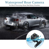 4 Inch HD 1080P Car Camera DVR  Three Lens Dash Cams Video Camcorder, Night Vision, G-Sensor & Loop Recording