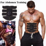 EMS Muscle Training Gear Remote Control Muscle Trainer Fat Burning Smart Body Building Fitness Kits