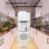 Air Ozonizer Air Purifier Ozone Generator Bivolt 110-240v Home Deodorizer Ozone Ionizer Generator Sterilization Filter Disinfect