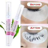 1PC 10ml Non-irritating Magic Eyelash Extension Glue Remover Gel False Eye lashes Makeup Removers Tool False Lash Glue Remover Pen