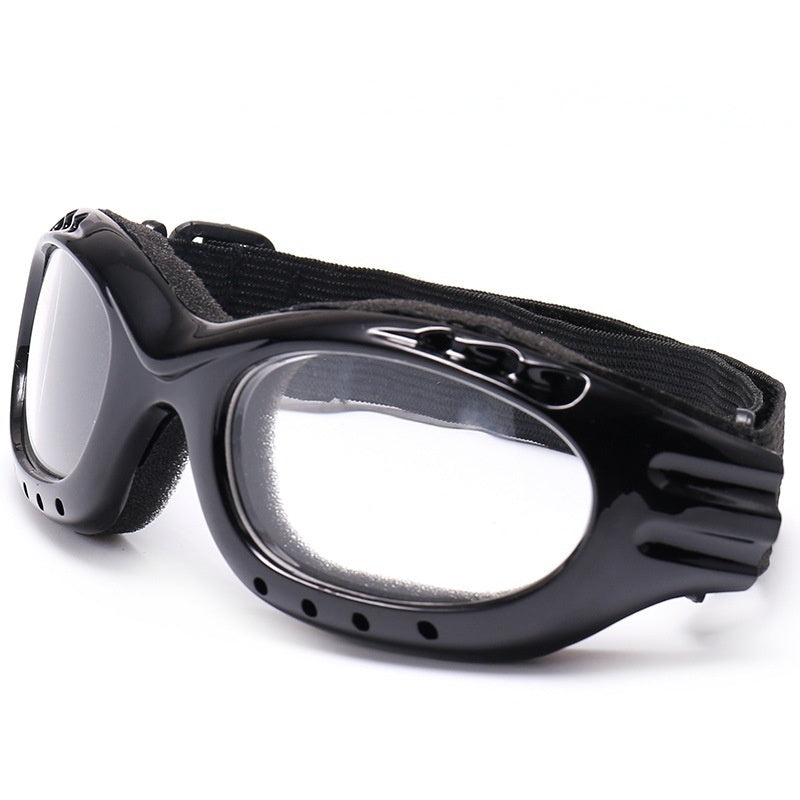 Mountain Goggles Motorcycle Windshield Ski Goggles Outdoor Riding Glasses
