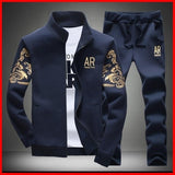 New Hoodies Casual Mens Tracksuits Sweatshirts Jackets+Pants