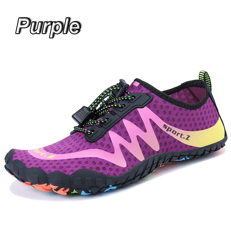 Mens Womens Barefoot Gym Walking Trail Fitness Athletic Jogging Aqua Yoga Surf Kayaking Boating Beach Water Shoes