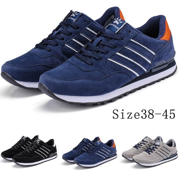 New Fashion Men Casual Breathable Sneakers Sport Running Shoes Man Outdoor Shoes Forrest sneakers
