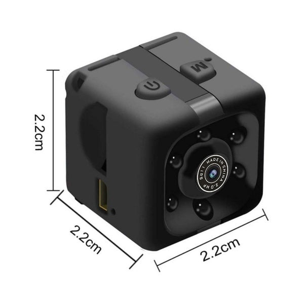 High Definition Night Vision Portable Video Recorder Sports DV Camera for T-flash Card