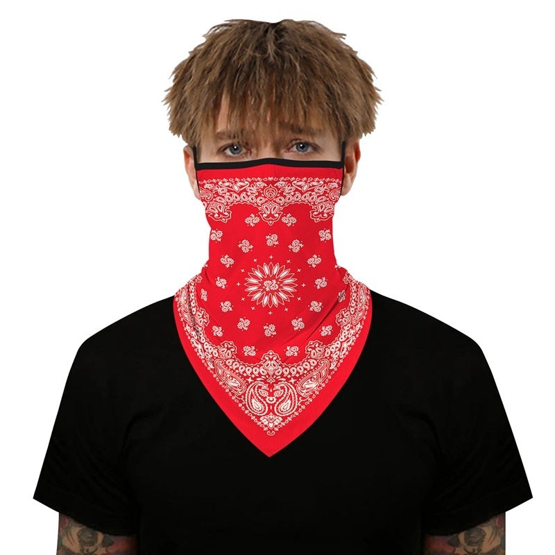 Seamless Balaclava Scarf Headwear Fashion Outdoor Sports Bandanas Cycling Hiking Mask