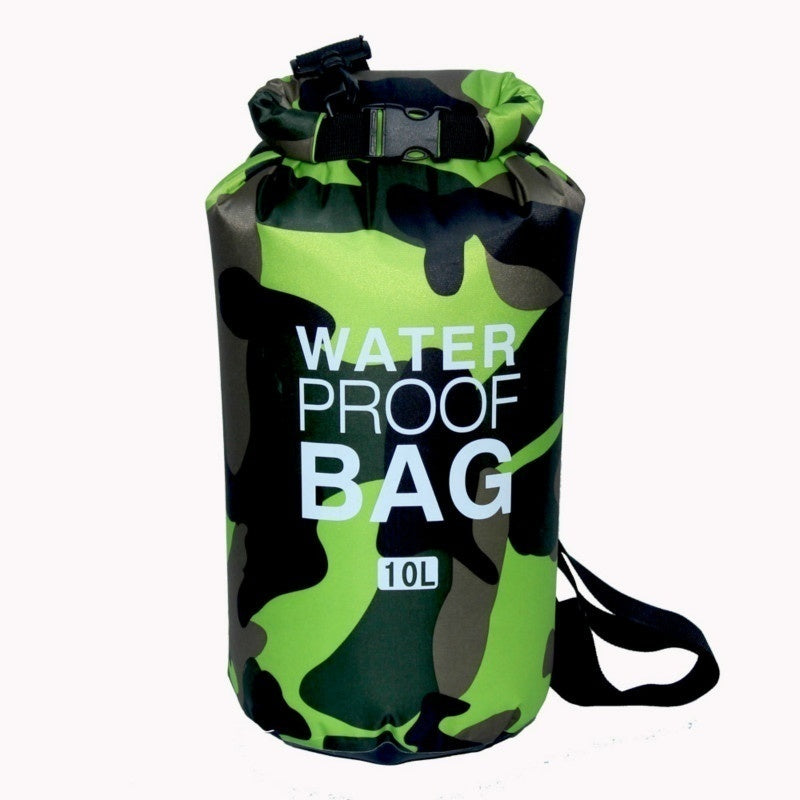 Waterproof Lightweight Bag, Camouflage Dry Bag, Camo Compression Sack 5L/10L/20L for Boating,Camping,Kayaking,Beach,Rafting,Hiking And Fishing.