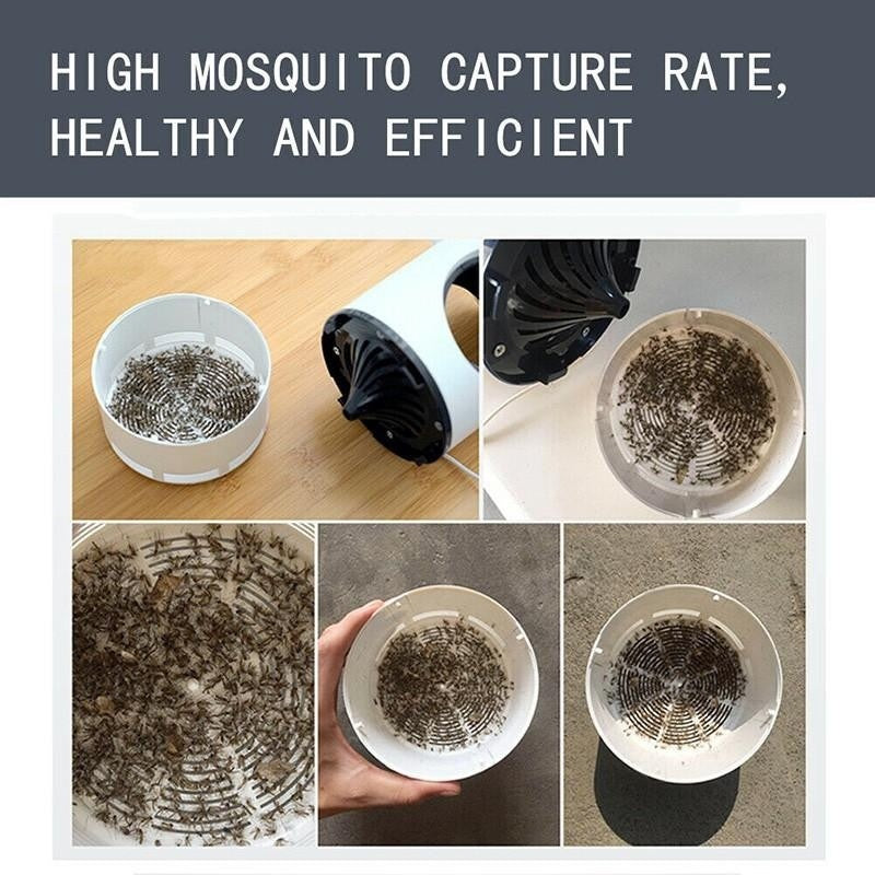 USB Mosquito Killer Lamp Home Indoor Anti Insect Killer Bug Zapper Trap UV Light Electronic Mosquito Repellent Lamp
