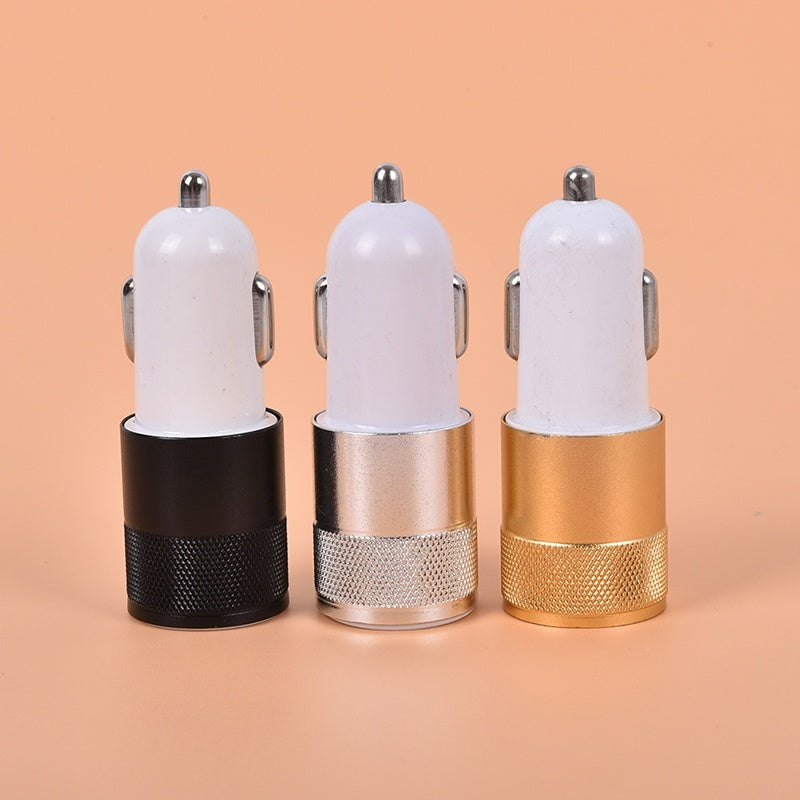 2.1A 1A USB car charger Universal Intelligent Charging Dual USB Car Charger