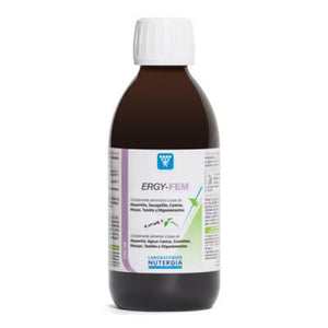 ErgyFem - 250 ml. Laboratorios Nutergia