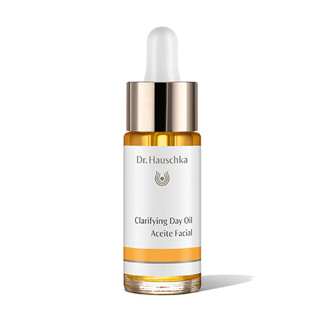 Aceite Facial Clarifying Day - 18 ml. Dr. Hauschka