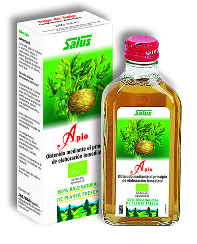 Jugo Natural Apio BIO - 200 ml. Salus