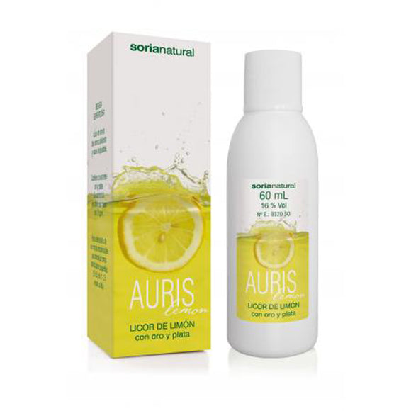 Auris Lemon - 60 ml. Soria Natural