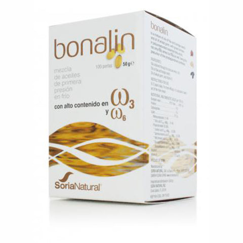 Bonalin - 100 Perlas. Soria Natural.