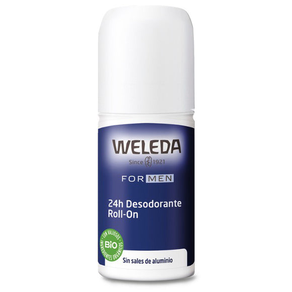 Desodorante Roll On 24h Men BIO - 50 ml. Weleda