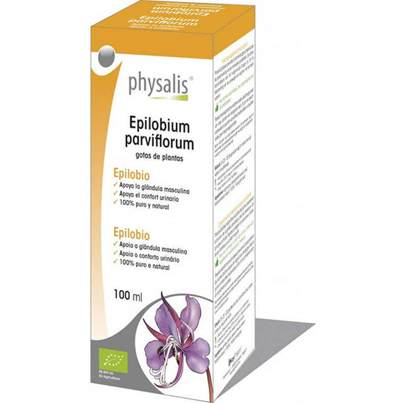 Epilobio Parviflorum gotas - 100 ml. Physalis