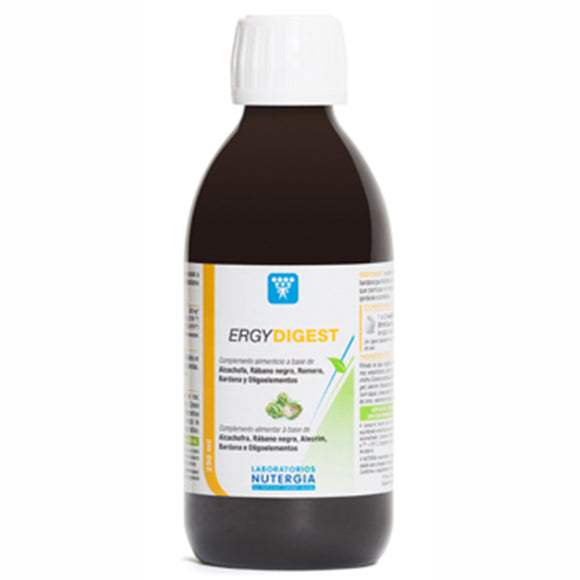 ErgyDigest - 250 ml. Laboratorios Nutergia