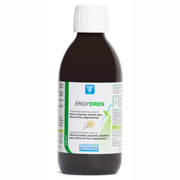 ErgyDren - 250 ml. Laboratorios Nutergia