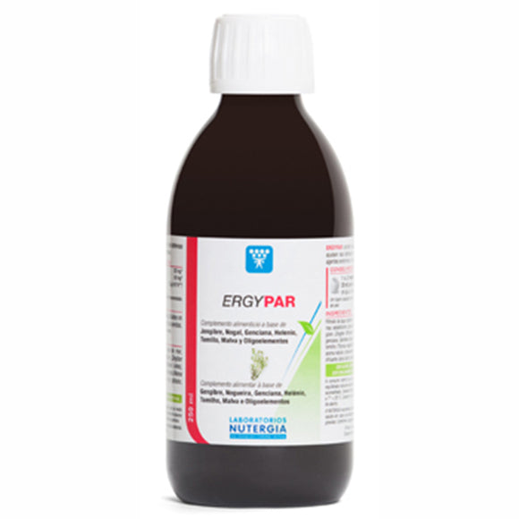 ErgyPar - 250 ml. Laboratorios Nutergia