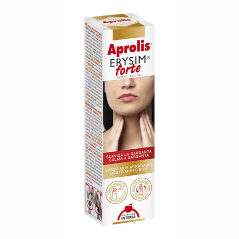 Aprolis. Erysim Forte - 20 ml. Dietéticos Intersa.