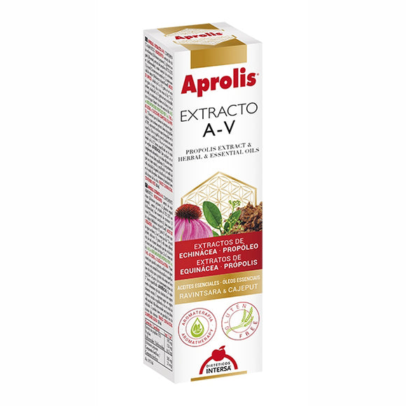 Aprolis Extracto A-V - 30 ml. Dietéticos Intersa