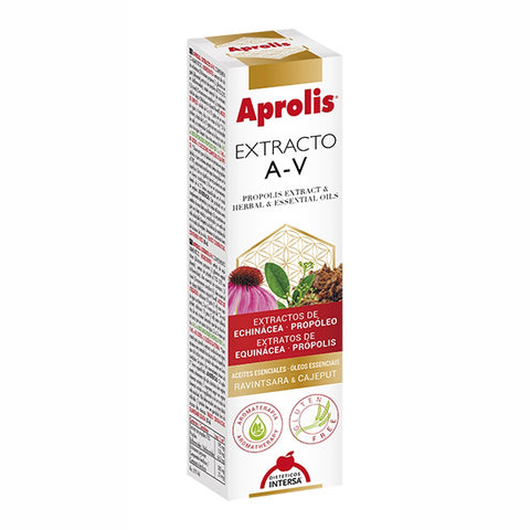 Aprolis. Extracto A.V. - 30 ml. Dietéticos Intersa.