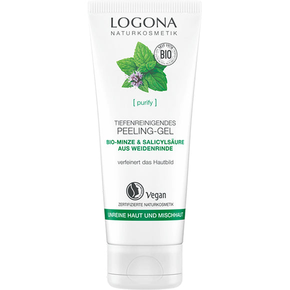 Gel Exfoliante BIO - 100 ml. Logona
