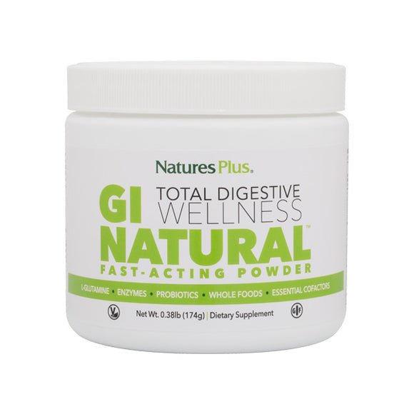 GI Narural en Polvo - 174 g. Nature's Plus