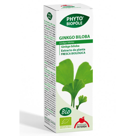 Phyto Biopole Gingo Biloba - 50 ml. Dietéticos Intersa