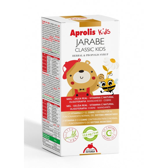 Aprolis Kids Jarabe Classic - 180 ml. Dietéticos Intersa