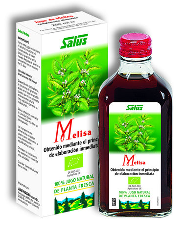 Jugo Natural Melisa BIO - 200 ml. Salus