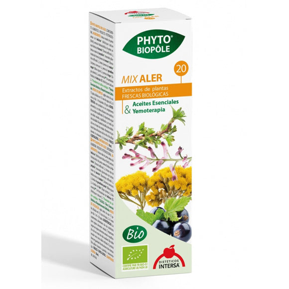 Phyto Biopole nº 20 Mix Aler - 50 ml. Dietéticos Intersa