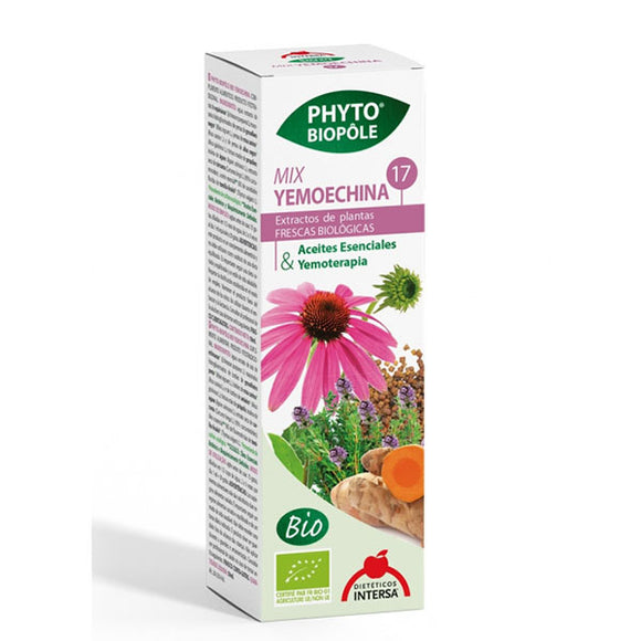 Phyto Biopole Nº 17 Mix Yemoechina BIO - 50 Ml. Dietéticos Intersa