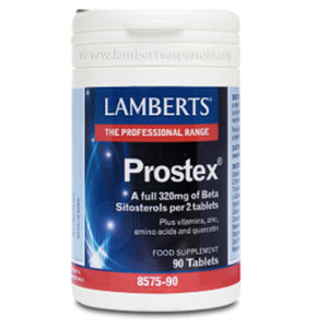 Prostex con Beta Sitosterol - 90 Tablets. Lamberts