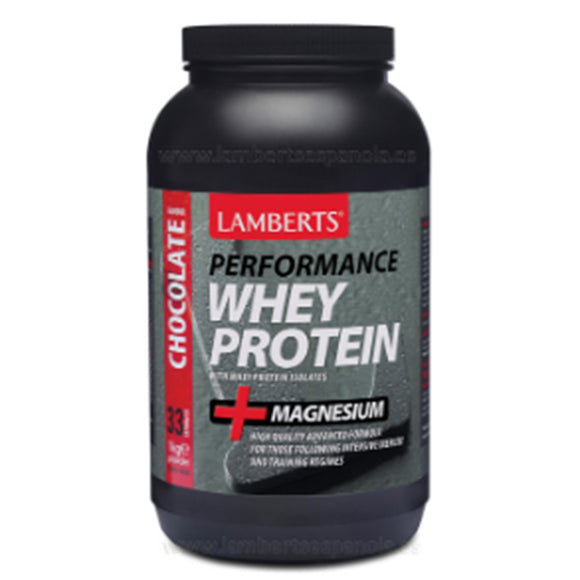 Whey Protein Sabor a Chocolate - 1000 g. Lamberts