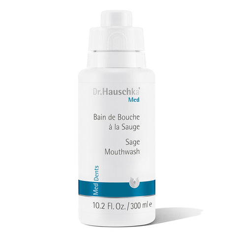 Colutorio Bucal de Salvia - 300 ml. Dr.Hauschka.