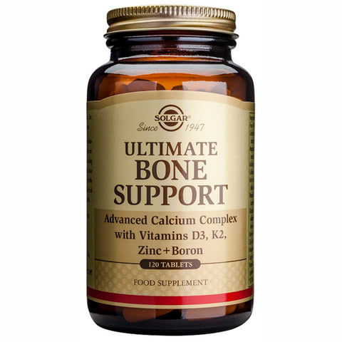 Ultimate Bone Support - 120 Comprimidos. Solgar