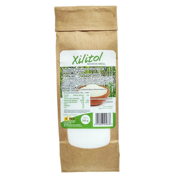 Xilitol. Azucar de Abedul - 500 g. Dream Food