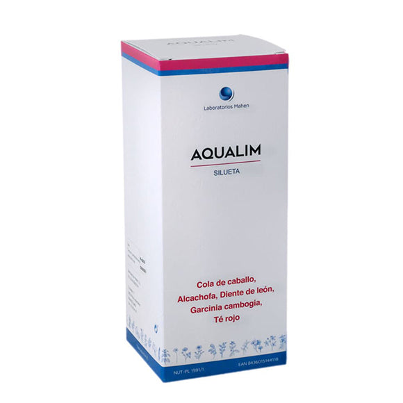 Aqualim - 500 ml. Laboratorios Mahen