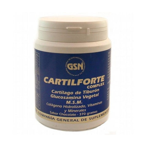 Cartilforte Complex. Sabor Chocolate - 374 g. GSN